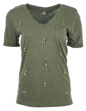 Timeout T-shirt damski S zielony