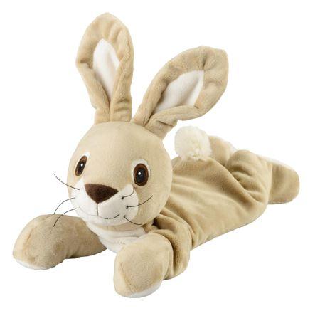 Warmies otroški termofor s sivko, zajček
