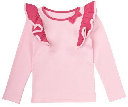 Garnamama Koszulka dziewczęca 104 różowy