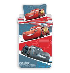 "Jerry Fabrics komplet posteljnine Cars ""95 grey"""