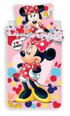 """Jerry Fabrics Ložní souprava Minnie """"pink 02"""""""