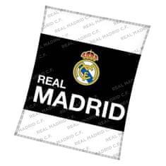FC Real Madrid odeja 150x200 cm