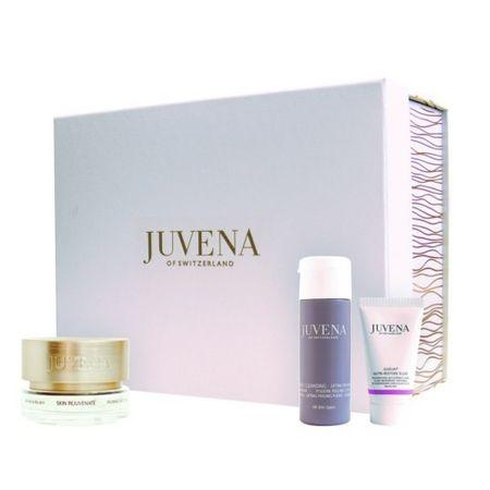 Juvena Zestaw podarunkowy do codziennego usuwania skóry normalnej i suchej Cream