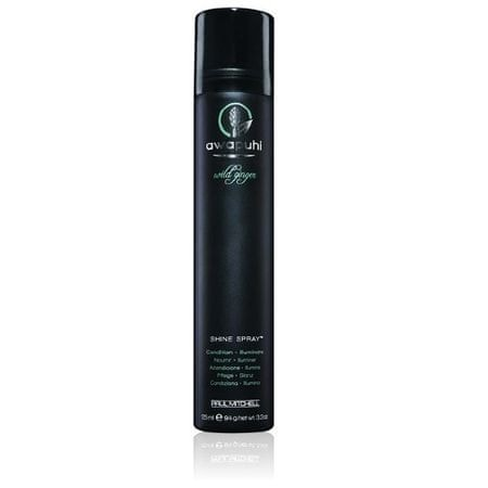 Paul Mitchell Spray dla błyskotliwy świecić Awapuhi (Wild Ginger Spray) Shine (Wild Ginger Spray) 125 ml