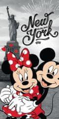 Jerry Fabrics ręcznik Micky Mouse in NY