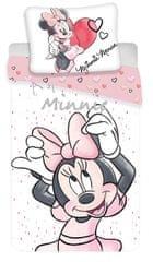 "Jerry Fabrics komplet posteljine Minnie ""White"""