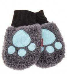 Bexa deške rokavice Blue, S, sive