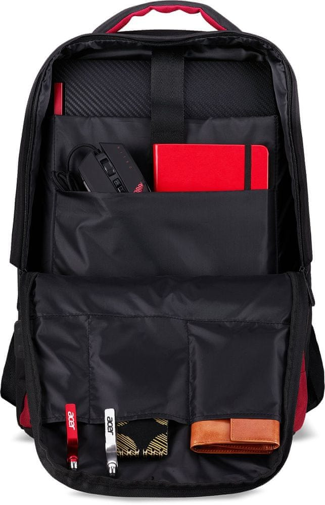 "Acer Nitro Gaming Backpack 15,6"" (NP.BAG11.00V)"