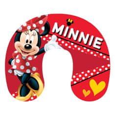 """Jerry Fabrics Cestovní polštářek Minnie """"red"""""""