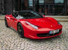 Poukaz Allegria - jízda ve Ferrari 458 Italia - 20 minut Brno