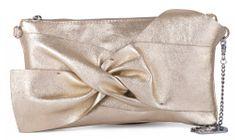 Anna Morellini ženska ročna torbica zlata