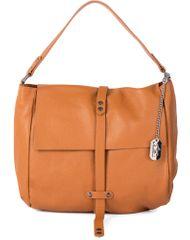 Anna Morellini oranžová kabelka