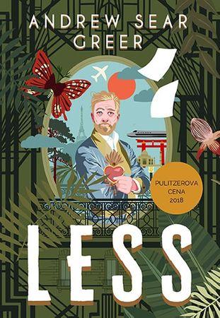 Greer Andrew Sean: Less aneb Hledání ztraceného mládí