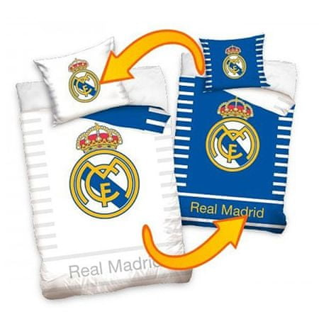 Real Madrid posteljnina 140x200 cm
