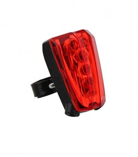 TNB LED lučka za označitev kolesa, zadaj, rdeča svetloba