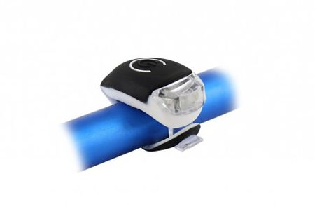 TNB LED lučka za označitev kolesa, spredaj, bela svetloba