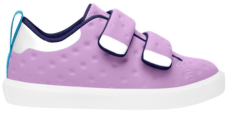 Native Monaco Velcro lavendar purple CT/shell white C11 (EU 28)