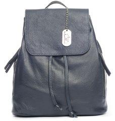 Anna Morellini dámský tmavě modrý batoh