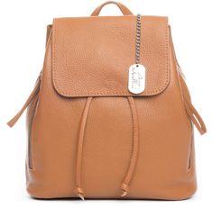 Anna Morellini dámský oranžový batoh