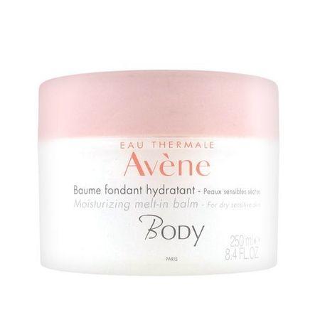 Avéne Hidratáló testápoló száraz és érzékeny bőrre Body (Moisturizing Melt-In Balm) 250 ml