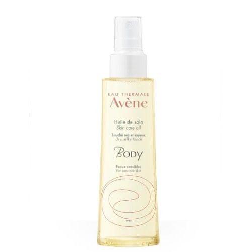Avéne Suchý tělový olej pro citlivou pokožku Body (Skin Care Oil) 100 ml