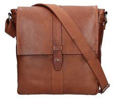 Lagen Mężczyźni Bag 22420 BROWN
