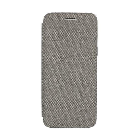 Havana Torbica Premium Cotton za Samsung Galaxy S9 Plus G965, preklopna, siva