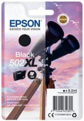 Epson 502XL, černá (C13T02W14010)