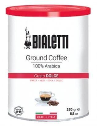 BIALETTI kawa Coffee Tin 250 gr. Dolce