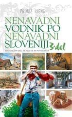 Primož Hieng: Nenavadni vodnik po nenavadni Sloveniji - 3.del