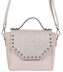 GROSSO BAG růžová crossbody kabelka
