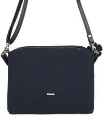 GROSSO BAG ženska torbica za čez rame, modra