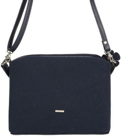 GROSSO BAG ženska torbica preko ramena, plava