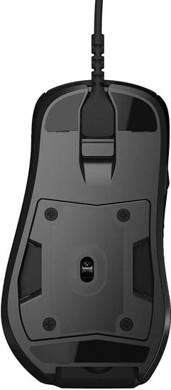 SteelSeries miška Rival 710, črna