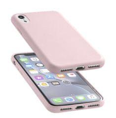CellularLine ovitek Sensation za iPhone XR, roza