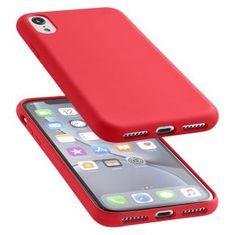 CellularLine ovitek Sensation za iPhone, rdeč