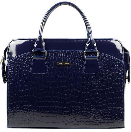 GROSSO BAG torbica, temno modra