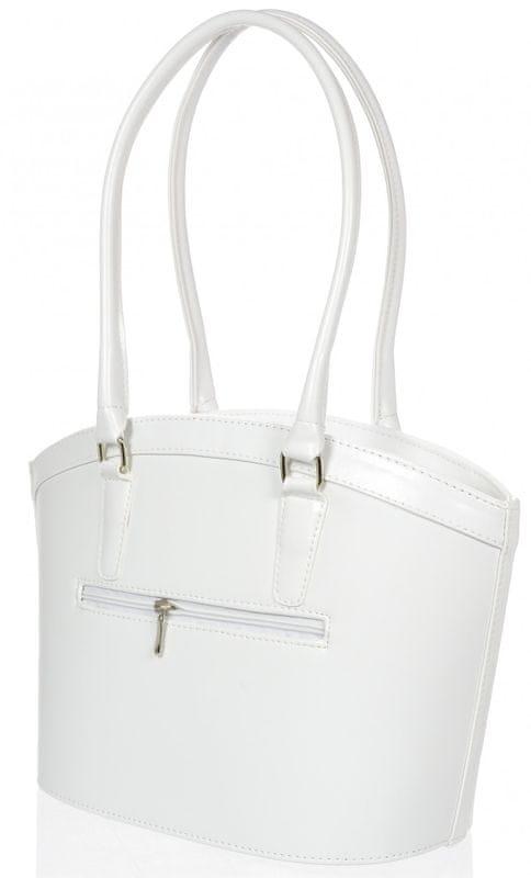 ... 3 - GROSSO BAG bílá kabelka ... 783b7a0dcf