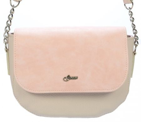 GROSSO BAG ženska torbica, roza