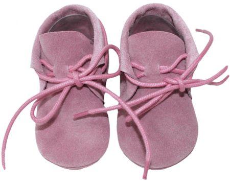 baBice buciki dziewczęce 14.5 różowe
