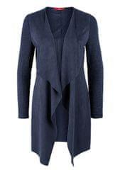 s.Oliver Kék női blézer stílusú kabát