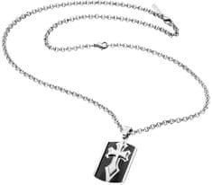 Police Pánsky náhrdelník Spirit PJ25706PSB   01 8cdc3f416a7