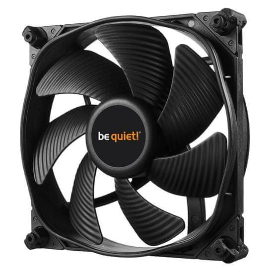 Be quiet! ventilator kućišta Silent Wings 3, 120 mm, 4-pinski PWM