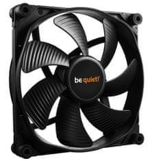 Be quiet! ventilator za ohišje Silent Wings 3, 140 mm, 4-pin PWM