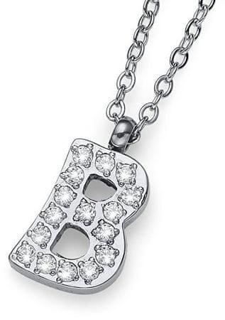 Oliver Weber Stylový náhrdelník Initial B 11831