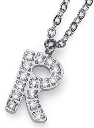 Oliver Weber Štýlový náhrdelník Initial R 11847