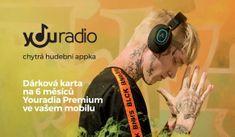LAMAX Youradio Premium na 6 měsíců