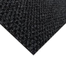 FLOMA Šedá kobercová vnitřní čistící zóna Alanis - 50 x 100 x 0,75 cm
