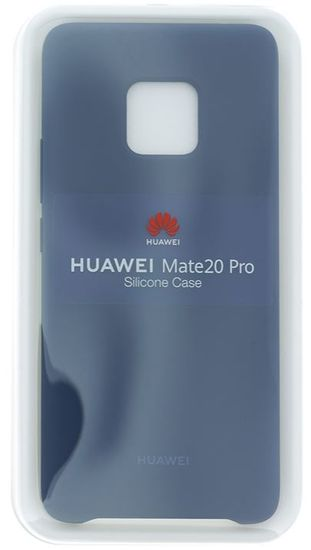 Huawei silikonski ovitek za P20 PRO, moder