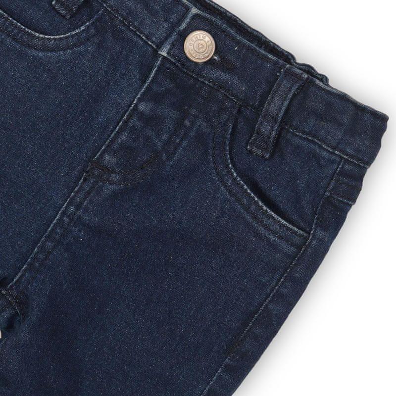 afd3d0da3f99 ... 3 - Minoti dievčenské džínsové nohavice Gang 116 modrá